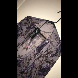 Tops - Humming bird kimono